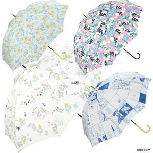 Wpc ディズニー 傘 晴雨兼用 UVカット 不思議の国のアリス