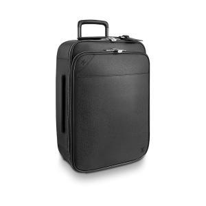 ルイヴィトン LOUIS VUITTON バッグ バック スーツケース ノワール ブラック タイガ レザー