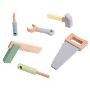 デンマーク Sebra (セバ) ウッドツール(工具)セット