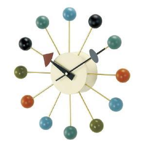 George Nelson(ジョージ・ネルソン) 掛け時計 Ball Clock(ボール・クロック)...