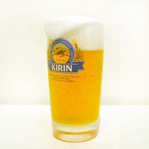 食品サンプル 展示用 キリン 生ビール ジョッキ 業務用 オブジェ|designpocket
