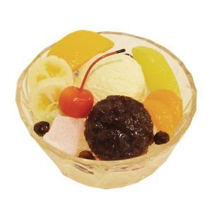 食品サンプル 展示用 あんみつ 和菓子 オブジェ インテリア designpocket