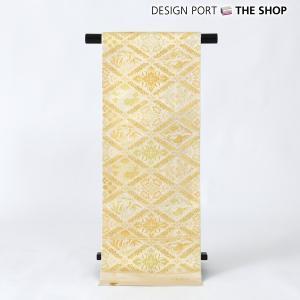 この本袋帯は川島織物が明治期に製織した丸帯の意匠を本袋帯として現代に復元したものです。 京都市原にあ...
