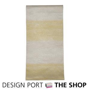 帯 着物 和装 川島織物セルコン 錦本袋帯 「きらめき」 淡黄 芯入仕立上り