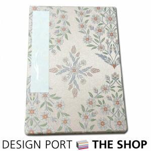 川島織物セルコンの正絹生地で作りました「御朱印帳」です。四国奉書の和紙を使用した川島織物オリジナル商...