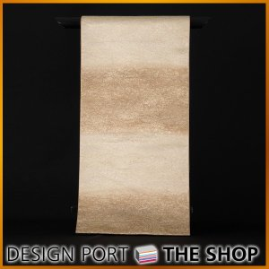 川島織物セルコン オリジナル商品 錦本袋帯「きらめき」5色展開の茶色です。  【総丈】約448cm ...