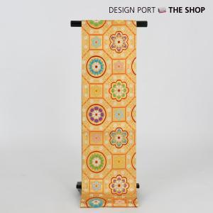 川島織物謹製 七五三 七歳用袋帯 祝帯 花蜀甲 金 1YO853274