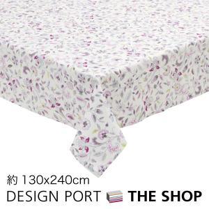 テーブルクロス MINTON(ミントン)ハドンホールグレー 130X240cm 川島織物セルコン 送料無料 生産終了予定|designport