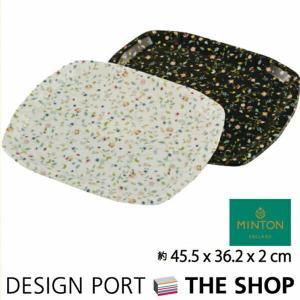 トレイ(大)ミントン(MINTON) ハドンホールアニバーサリー 川島織物セルコン|designport