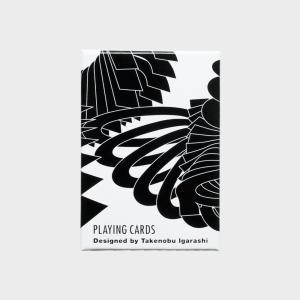IGA PLAING CARDS 五十嵐威暢 トランプ カード シングル ゆうパケット1 /2
