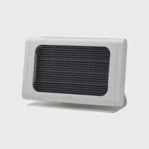 電気 ヒーター フットヒーター CADO コンパクト SOL-002