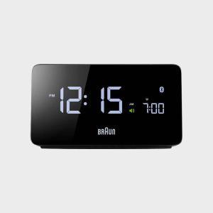 BRAUN ブラウン アラーム 置時計 BNC020BK|designshop-jp