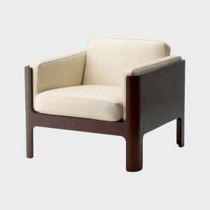 キャッシュレス還元 天童木工 剣持勇 Haco イージーチェア  椅子|designshop-jp
