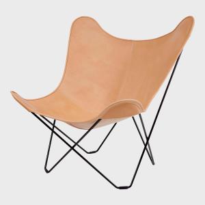 キャッシュレス還元 BKF Chair BKFチェア ナチュラルレザー スウェーデン 北欧|designshop-jp
