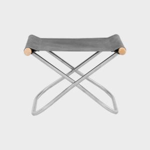 Nychair X NYチェア X オットマン 肘掛け:ナチュラル|designshop-jp