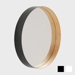 キャッシュレス還元 teori  ウォールミラー zero ゼロ L サイズ おしゃれ 壁掛け 丸 鏡 姿見|designshop-jp