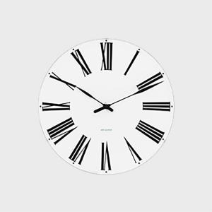 ローゼンダール アルネ ヤコブセン  掛時計 壁掛け時計 ROMAN ローマンφ 16|designshop-jp