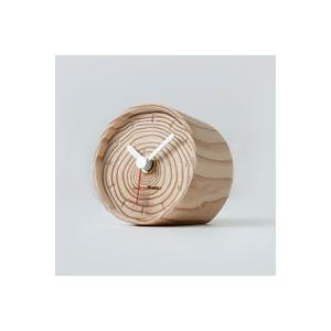 坂本龍一 more trees モアトゥリーズ 年輪の置時計 時計|designshop-jp