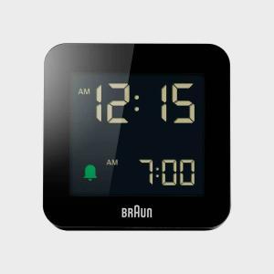 キャッシュレス還元 braun ブラウン アラーム クロック 目覚まし 時計 電波時計 bnc009 designshop-jp