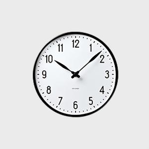 ローゼンダール アルネ ヤコブセン 掛時計・壁掛け時計 STATION ステーション 290  [ ...
