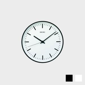 キャッシュレス還元 SEIKO セイコー STANDARD 掛け時計 電波時計  Analog Clock Sサイズ KX310 designshop-jp