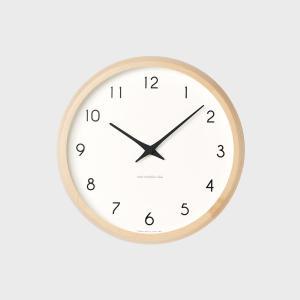 電波時計 レムノス  カンパーニュ PC10-24W  Lemnos Campagne|designshop-jp