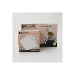 キャッシュレス還元 ケメックス コーヒーメーカー 6cup用 フィルター  ネコポス対応可|designshop-jp