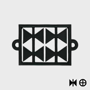 キャッシュレス還元 南部鉄器 釜定 鍋敷き 210・212|designshop-jp