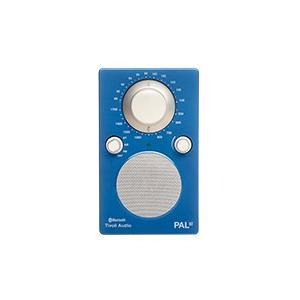 キャッシュレス還元 チボリオーディオ Tivoli Audio PAL BT ブルー レッド|designshop-jp