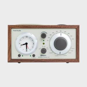 キャッシュレス還元 チボリオーディオ Tivoli Audio Model Three BT|designshop-jp