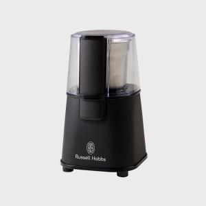 コーヒーグラインダー ラッセルホブス Russell Hobbs 7660JP-BK マットブラック|designshop-jp