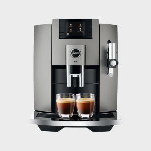 キャッシュレス還元 JURA 全自動コーヒーマシン E8|designshop-jp