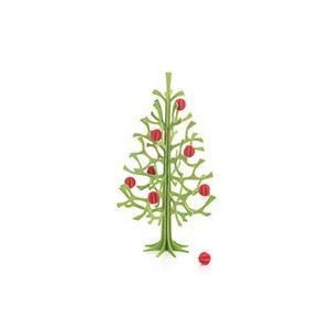 キャッシュレス還元 北欧 lovi クリスマスツリー Momi-no-ki 25cm ライトグリーン|designshop-jp