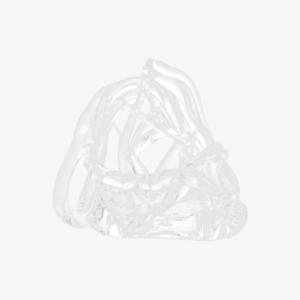 キャッシュレス還元 花止め 大 花瓶 ベース 一輪挿し|designshop-jp
