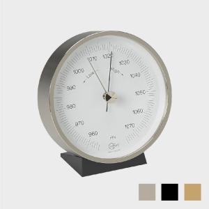 キャッシュレス還元 BARIGO 気圧計  壁掛け 卓上両用|designshop-jp