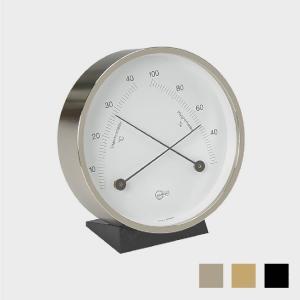 キャッシュレス還元 BARIGO 温湿計  壁掛け 卓上両用|designshop-jp