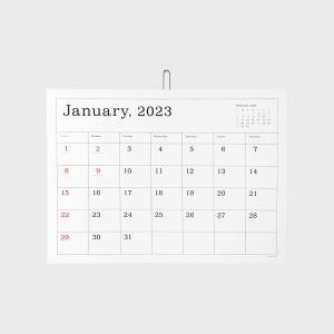 Ando Gallery 葛西薫 壁掛け カレンダー 2020 罫あり|designshop-jp