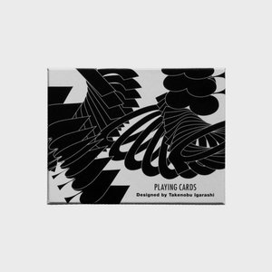 IGA PLAING CARDS 五十嵐威暢 トランプ カード ゆうパケット1/2