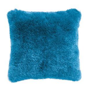 シャギークッション ブルー az-rgc-20bl|designstyle