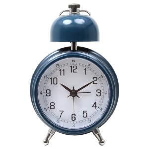 置時計 ベルクロック ブルー EG7007A-CU25 fj-99089|designstyle
