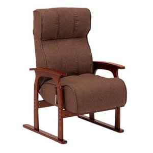 <title>FLOOR CHAIR 座椅子 LZ-4303BR ブラウン hag-3678360s1 SEAL限定商品</title>