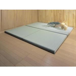 ユニット畳 置き畳 玉座 ぎょくざ 88x88cm ike-790817s1|designstyle