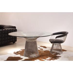 ウォーレン・プラットナー プラットナー ダイニング テーブル in-inv0001-168 designstyle