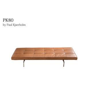 ポール・ケアホルム PK80 ベンチ ソファー 総本革 in-inv0001-067l|designstyle