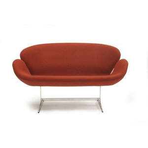 アルネ・ヤコブセン スワンソファー Swan Sofa ファブリック in-inv0001-052C|designstyle