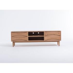 (保証付き)アーク TV ボード W180 ウォールナット kaw-g15023bwal|designstyle
