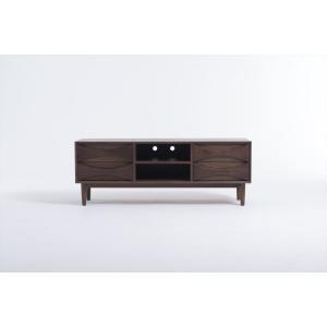 (保証付き)アーク TV ボード W150 ウォールナット kaw-g15023cwal|designstyle