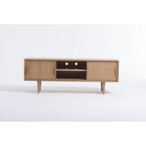 (保証付き)ブリム TV ボード W150 ホワイトオーク kaw-g15026dwhoak|designstyle