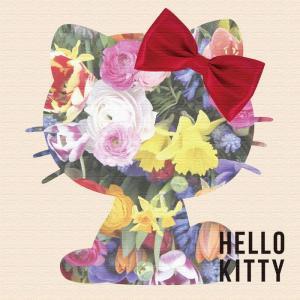 ハローキティ キティちゃん アートボード アート アートパネル HELLO KITYハローキティ Mサイズ 30cm×30cm lib-4419350s1|designstyle