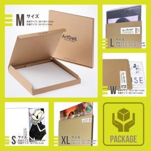 猫 アート アートパネル アートデリ Mサイズ 30cm×30cm lib-5109081s1 designstyle 04